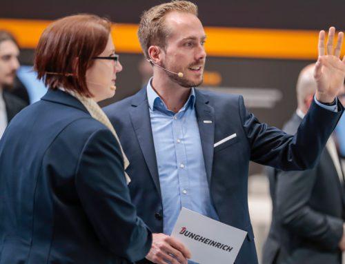JUNGHEINRICH AG @CEMAT 2019