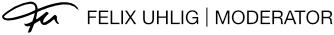 Felix Uhlig | Moderator Logo