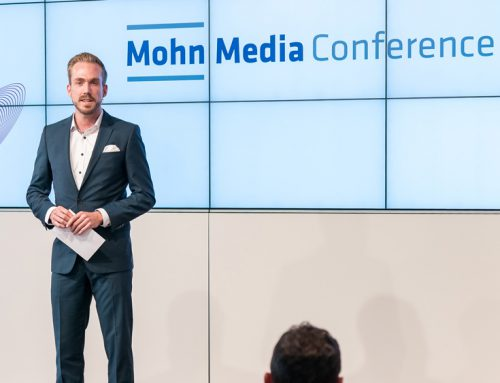 MOHN MEDIA CONFERENCE