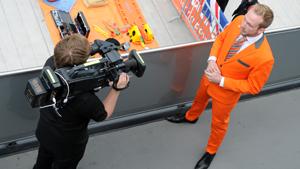 TV Moderator Felix Uhlig